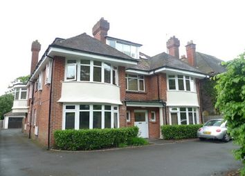 Thumbnail 2 bedroom flat for sale in Woodland Avenue, Bournemouth BH5, Bournemouth,