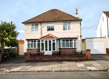 Thumbnail 4 bed detached house for sale in Northcote Road, Knighton, Leicester