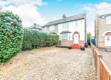 Thumbnail 3 bedroom semi-detached house for sale in Old Heath Road, Colchester
