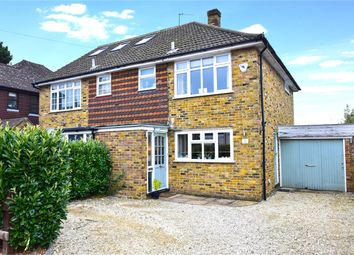 Thumbnail 3 bed semi-detached house for sale in Lovel Road, Chalfont St Peter, Gerrards Cross