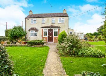 Thumbnail 3 bed detached house for sale in Park Lane, Leverington, Wisbech
