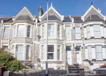 Thumbnail 6 bed terraced house for sale in North Road East, Plymouth