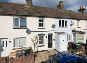 Thumbnail 2 bed terraced house for sale in Victoria Street, Eccles, Maidstone