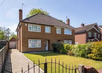Thumbnail 3 bed semi-detached house for sale in Broadway West, Fulford, York
