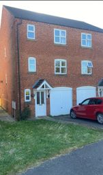 Thumbnail 4 bed town house to rent in Abbot Close, Burton Upon Trent