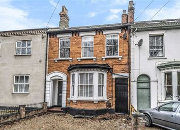 Thumbnail 4 bed terraced house for sale in Foster Hill Road, Bedford