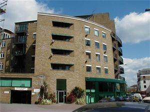 Thumbnail 2 bed flat to rent in Tradewind Heights Rotherhithe Street, Rotherhithe
