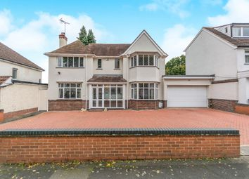 Thumbnail 5 bed detached house for sale in Etwall Road, Hall Green, Birmingham