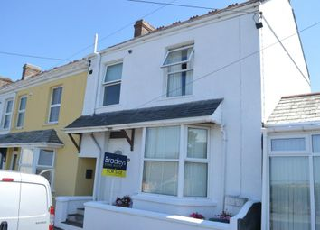 Thumbnail 2 bed terraced house for sale in Woodland Terrace, Parka Road, St. Columb Road, St. Columb