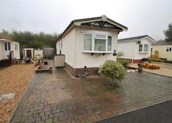 Thumbnail 1 bed mobile/park home for sale in Waterend Park, Old Basing, Basingstoke