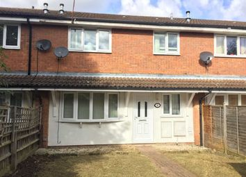 Thumbnail 2 bedroom terraced house for sale in Alder Close, Woodhall Park, Swindon