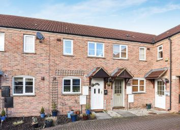 Thumbnail 2 bedroom terraced house for sale in St. Hildas Close, Didcot