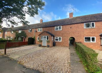 Thumbnail 3 bed terraced house for sale in Newbold Road, Wellesbourne, Warwick
