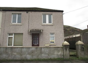 Thumbnail 3 bedroom semi-detached house for sale in Glan Y Mor Avenue, Margam, Port Talbot, Neath Port Talbot.