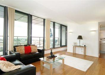 Thumbnail 3 bedroom flat to rent in Neutron Tower, 6 Blackwall Way, London