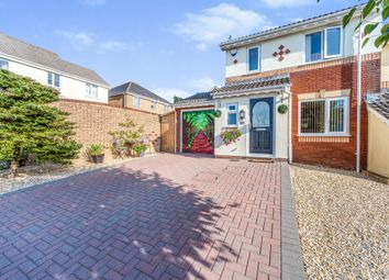 Thumbnail 3 bed end terrace house for sale in Maes Y Fedwen, Bridgend