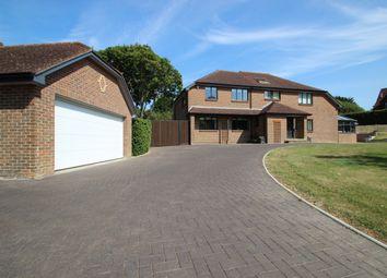 Ashlake Farm Lane, Wootton Bridge, Ryde PO33. 5 bed detached house for sale