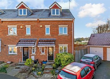 Thumbnail 3 bed end terrace house for sale in Coleridge Way, Borehamwood, Hertfordshire
