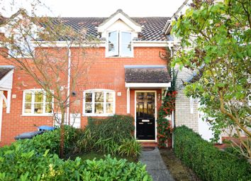 Thumbnail 2 bedroom terraced house for sale in Alice Driver Road, Grundisburgh, Woodbridge