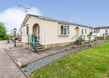 Thumbnail 2 bed mobile/park home for sale in Headley Drive, Poplars Court, Bognor Regis