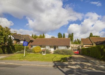 Thumbnail 4 bed detached bungalow for sale in Purfleet Road, Aveley, South Ockendon