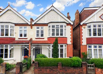 Thumbnail 5 bed semi-detached house for sale in St. Albans Avenue, London