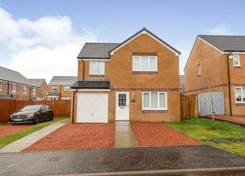 Thumbnail 4 bed detached house for sale in Montclare Place, Larkhall, South Lanarkshire