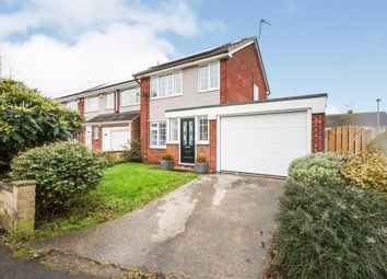 Thumbnail 3 bed detached house for sale in Elder Avenue, North Anston, Sheffield, South Yorkshire