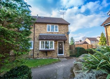 Thumbnail 4 bed end terrace house to rent in Halleys Ridge, Hertford