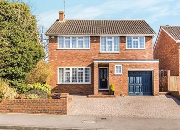 Thumbnail 4 bed detached house for sale in Greenfinches, New Barn, Longfield