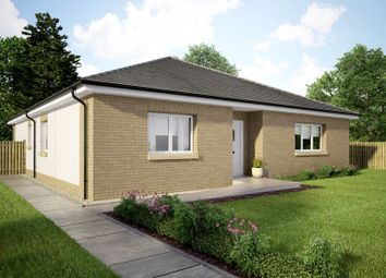 Thumbnail 4 bed detached bungalow for sale in Plot 2, The Islay Kilmaurs Road, Knockentiber