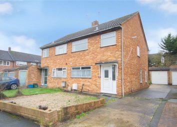 Thumbnail 3 bed semi-detached house for sale in Stortford Hall Park, Bishop's Stortford, Hertfordshire