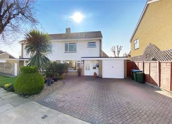 Holly Drive, Littlehampton, West Sussex BN17. 3 bed semi-detached house for sale