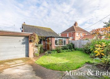 Thumbnail 2 bed detached bungalow for sale in Marlingford Way, Easton, Norwich