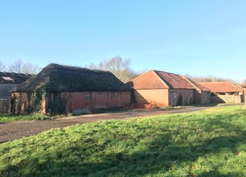 Thumbnail Barn conversion for sale in Hall Road, Hemsby, Great Yarmouth