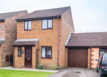 Thumbnail 3 bed link-detached house to rent in Meadowbank, Lydney