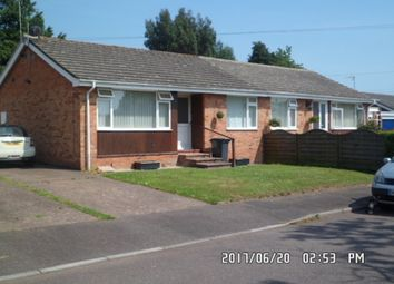 Thumbnail 2 bed semi-detached bungalow to rent in Lincoln Close, Feniton, Honiton