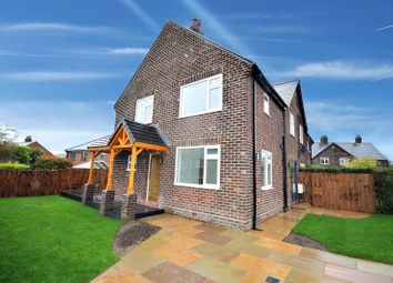 Thumbnail 3 bed semi-detached house for sale in Hawthorn Road, Lymm