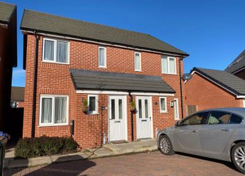 2 bed semi-detached house for sale in Courtelle Road, Coventry CV6