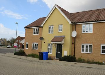 Thumbnail 2 bedroom terraced house to rent in Wintergreen Road, Red Lodge, Bury St. Edmunds
