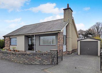 Thumbnail 3 bed detached house for sale in Hycroft, Ffordd Menai, Bangor