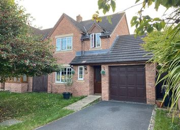 Thumbnail 4 bed detached house for sale in Market Avenue, St. Georges, Weston-Super-Mare