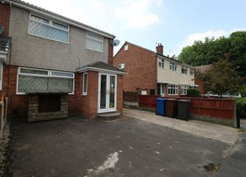 Thumbnail 3 bed semi-detached house for sale in Severn Drive, Wigan, Lancashire
