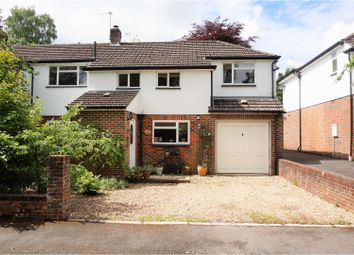Thumbnail 4 bed semi-detached house for sale in Hursley Road, Chandlers Ford