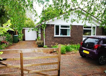 Thumbnail 2 bed detached bungalow for sale in The Dene, West Molesey
