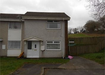 Thumbnail 2 bed property to rent in Pen Y Dre, Gowerton, Swansea