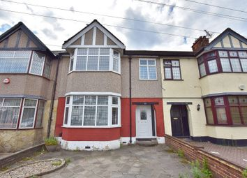Thumbnail 3 bedroom terraced house to rent in Oakleafe Gardens, Barkingside, Ilford