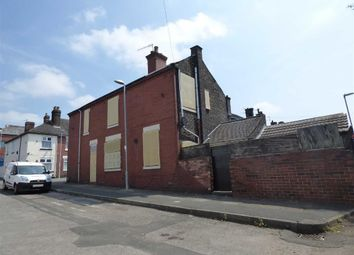 Thumbnail 3 bed end terrace house for sale in Baron Street, Fenton, Stoke-On-Trent