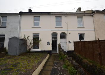 Thumbnail 3 bedroom terraced house to rent in Abbey Road, Torquay, Devon