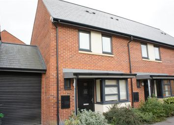 Thumbnail 2 bed town house for sale in Honeysuckle Road, Shiregreen, Sheffield